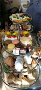 2015 Holiday Tea Trays