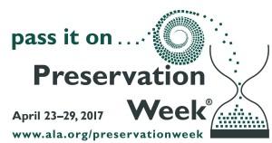 2017 preservation week