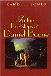 Jones, R. - Daniel Boone Book Jacket