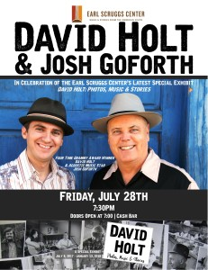 David Holt Concert Flyer hi res