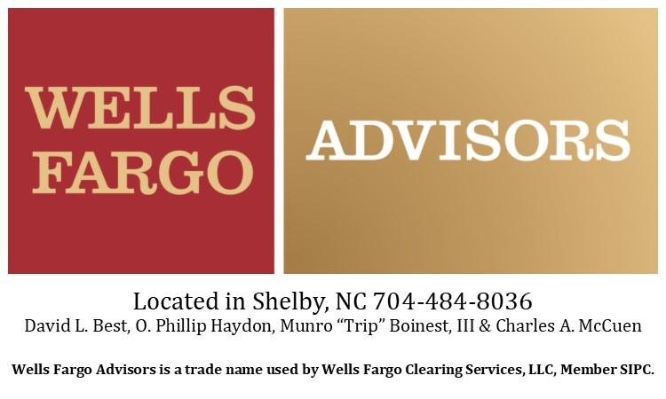 Wells Fargo Sponsor Info
